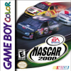 NASCAR 2000 Nintendo Game Boy Color cover artwork