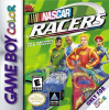 NASCAR Racers Nintendo Game Boy Color cover artwork