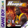 NBA Hoopz Nintendo Game Boy Color cover artwork