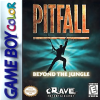 Pitfall - Beyond the Jungle Nintendo Game Boy Color cover artwork