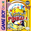 Pokemon Pinball Nintendo Game Boy Color cover artwork