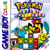 Pokemon Puzzle Challenge Nintendo Game Boy Color cover artwork