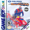 Polaris SnoCross Nintendo Game Boy Color cover artwork