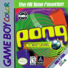 Pong - The Next Level Nintendo Game Boy Color cover artwork