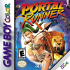 Portal Runner Nintendo Game Boy Color cover artwork