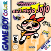 Powerpuff Girls, The - Bad Mojo Jojo Nintendo Game Boy Color cover artwork