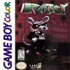 Rats! Nintendo Game Boy Color cover artwork