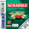 Scrabble Nintendo Game Boy Color cover artwork