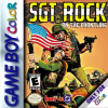 Sgt. Rock - On the Frontline Nintendo Game Boy Color cover artwork