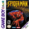Spider-Man Nintendo Game Boy Color cover artwork