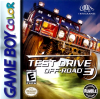 Test Drive Off-Road 3 Nintendo Game Boy Color cover artwork