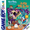 Tiny Toon Adventures - Buster Saves the Day Nintendo Game Boy Color cover artwork