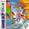Tiny Toon Adventures - Dizzy's Candy Quest Nintendo Game Boy Color cover artwork