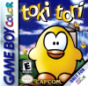 Toki Tori Nintendo Game Boy Color cover artwork