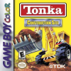 Tonka Construction Site Nintendo Game Boy Color cover artwork