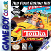 Tonka Raceway Nintendo Game Boy Color cover artwork