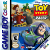 Toy Story Racer Nintendo Game Boy Color cover artwork