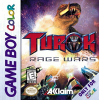 Turok - Rage Wars Nintendo Game Boy Color cover artwork