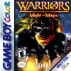 Warriors of Might and Magic Nintendo Game Boy Color cover artwork