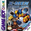 X-Men - Mutant Wars Nintendo Game Boy Color cover artwork