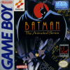 Batman - The Animated Series Nintendo Game Boy cover artwork