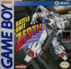Battle Unit Zeoth Nintendo Game Boy cover artwork