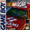 Bill Elliott's NASCAR Fast Tracks Nintendo Game Boy cover artwork