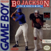 Bo Jackson - Two Games in One Nintendo Game Boy cover artwork