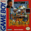 BreakThru! Nintendo Game Boy cover artwork