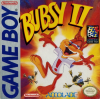 Bubsy II Nintendo Game Boy cover artwork