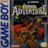 Castlevania Adventure, The Nintendo Game Boy cover artwork