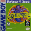 Centipede Nintendo Game Boy cover artwork