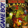 Donkey Kong Land 2 Nintendo Game Boy cover artwork