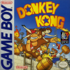 Donkey Kong Nintendo Game Boy cover artwork