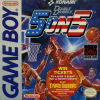 Double Dribble - 5 on 5 Nintendo Game Boy cover artwork