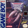 Gradius - The Interstellar Assault Nintendo Game Boy cover artwork