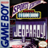 Jeopardy! - Sports Edition Nintendo Game Boy cover artwork