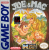 Joe & Mac Nintendo Game Boy cover artwork