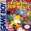 Krusty's Fun House Nintendo Game Boy cover artwork