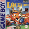 Lock'n Chase Nintendo Game Boy cover artwork