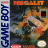 Megalit Nintendo Game Boy cover artwork