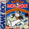 Monopoly Nintendo Game Boy cover artwork