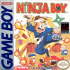 Ninja Boy Nintendo Game Boy cover artwork