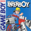 Paperboy Nintendo Game Boy cover artwork