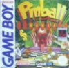 Pinball Mania Nintendo Game Boy cover artwork