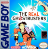 Real Ghostbusters, The Nintendo Game Boy cover artwork
