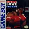 Riddick Bowe Boxing Nintendo Game Boy cover artwork