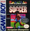 Sensible Soccer - European Champions Nintendo Game Boy cover artwork