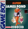 Super James Pond Nintendo Game Boy cover artwork