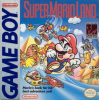 Super Mario Land Nintendo Game Boy cover artwork
